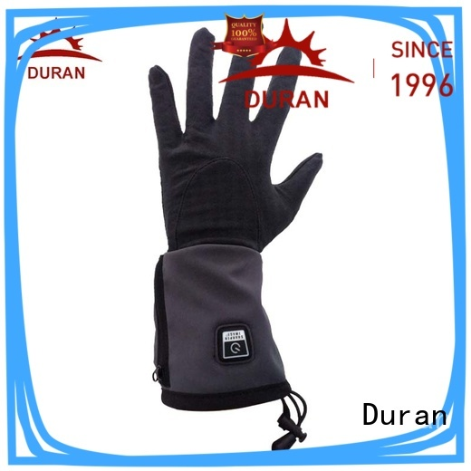 Duran heated glove for outdoor sports