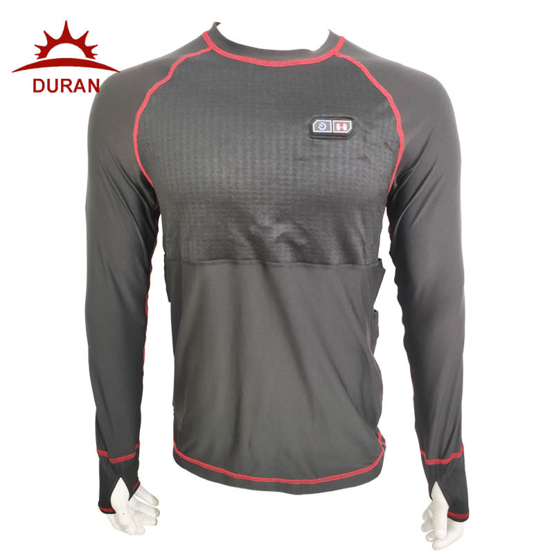 Duran Long Sleeve Heat Gear Base Layer