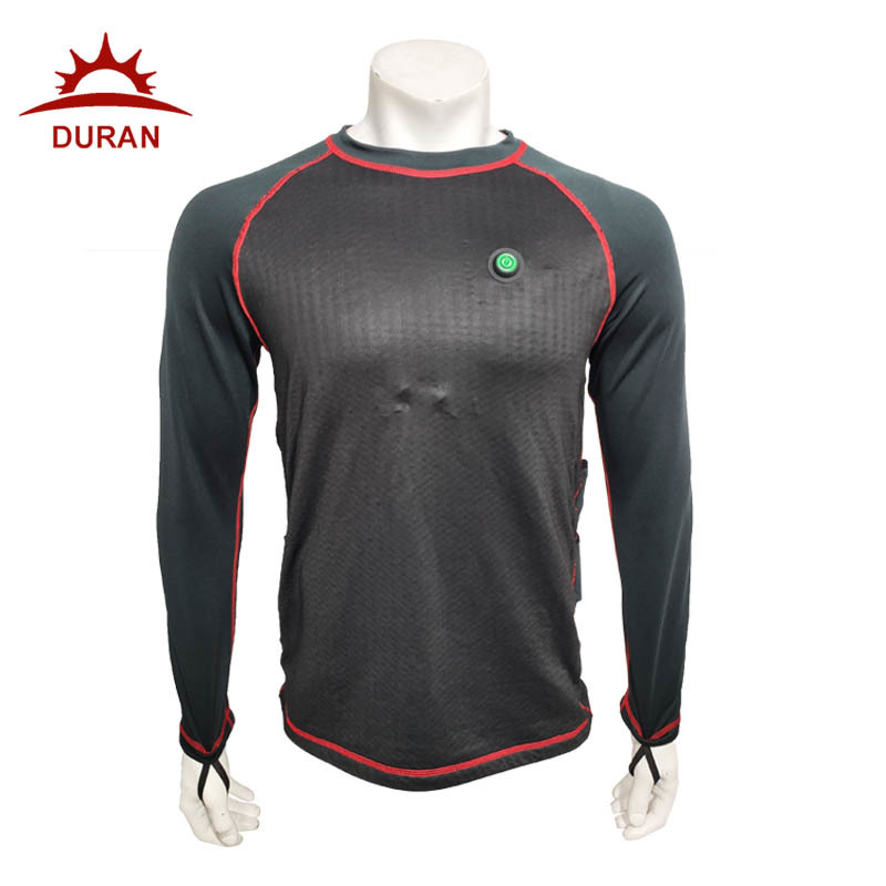 Duran Heated Shirt Thermal Undershirts