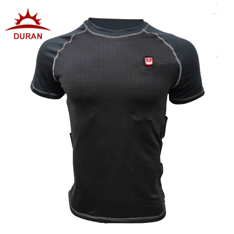 Duran Men Heated Battery Powered Base Layer