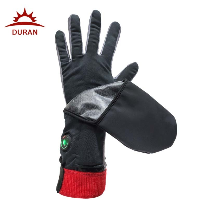 Duran Battery Heated Glove With Cover Suitable for Skiing
