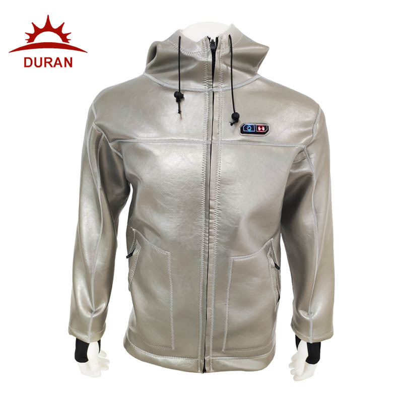Duran Waterproof Top Rated Heated Jacket With Hood