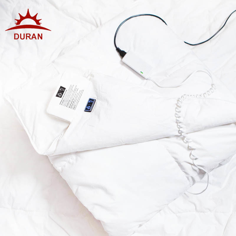 Duran Heated Down Comforter