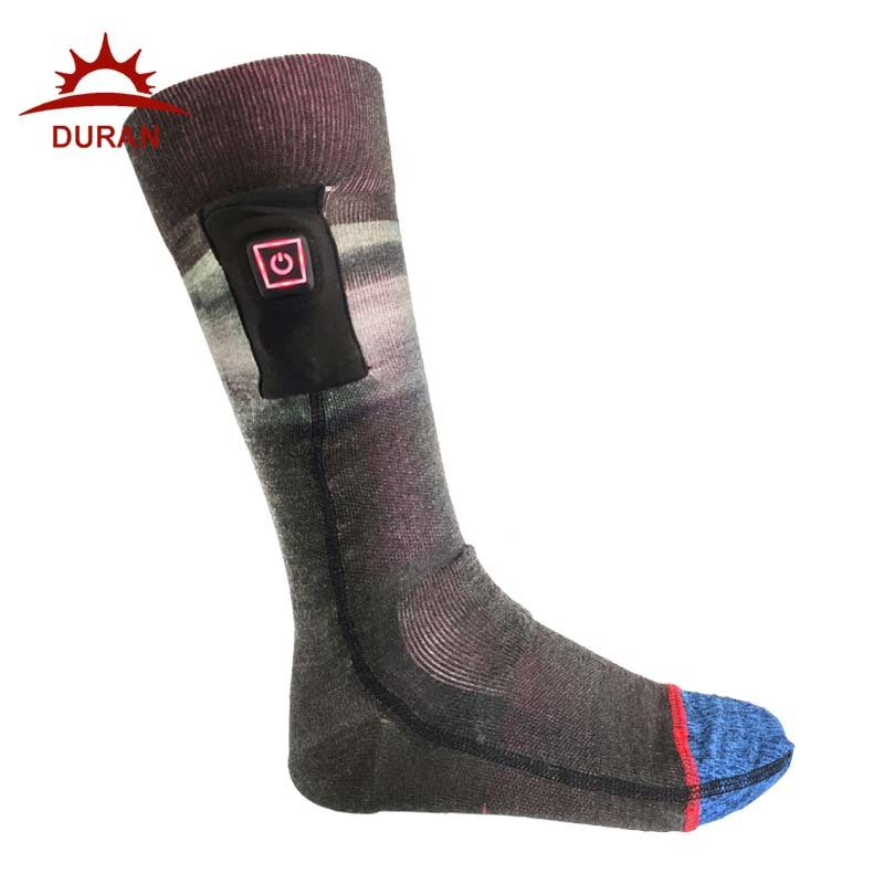 Duran Heated Knitted Electric Socks