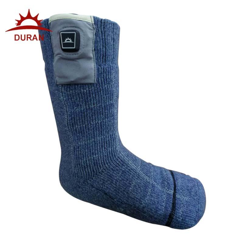 Duran Thick Electric Heated Socks Heated Ski Socks