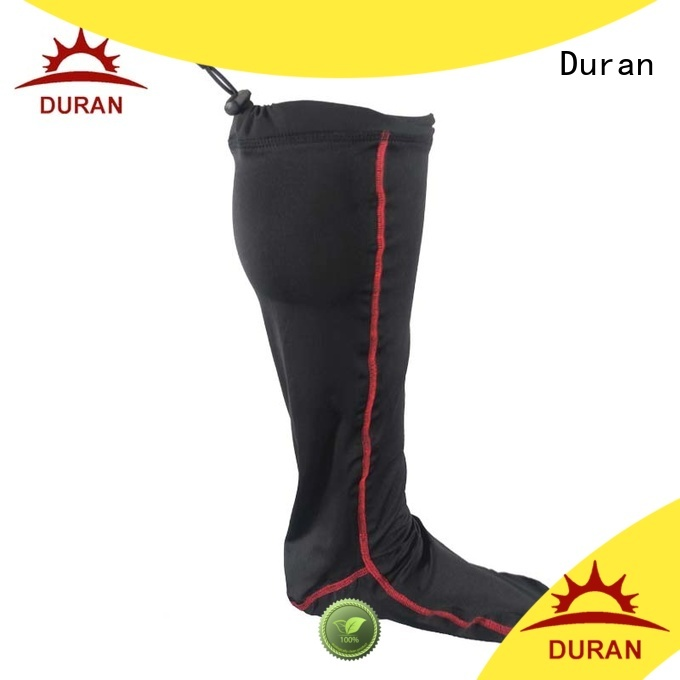 Duran great battery powered heated socks for outdoor activities