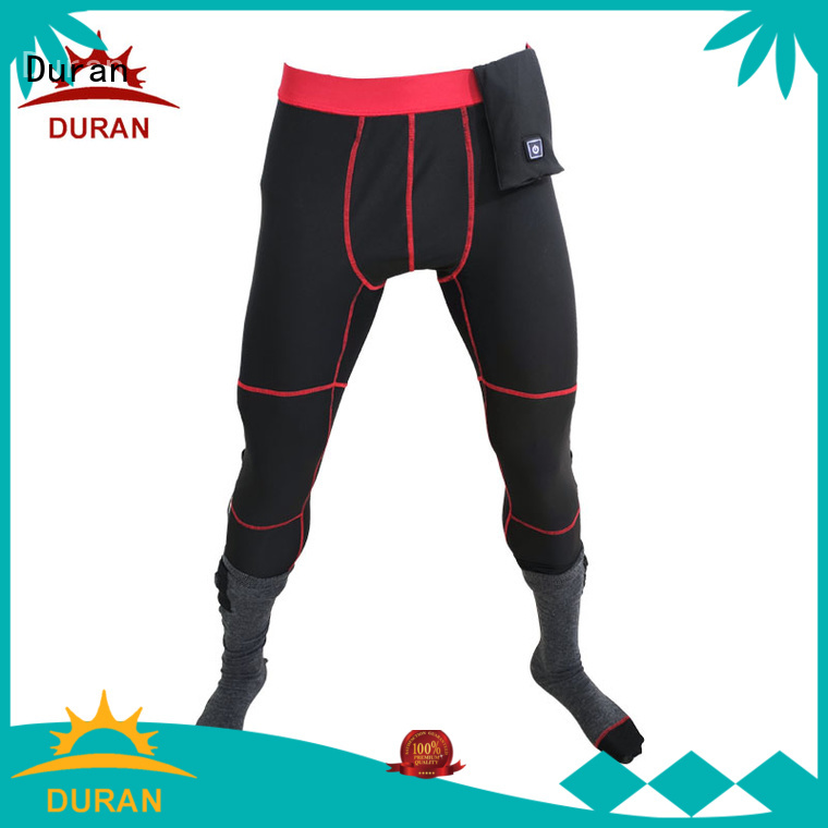 Duran warm heated trousers company for cmaping