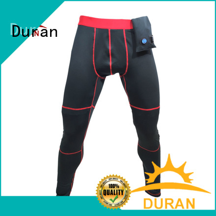 Duran warm best heated pants company for outdoor work