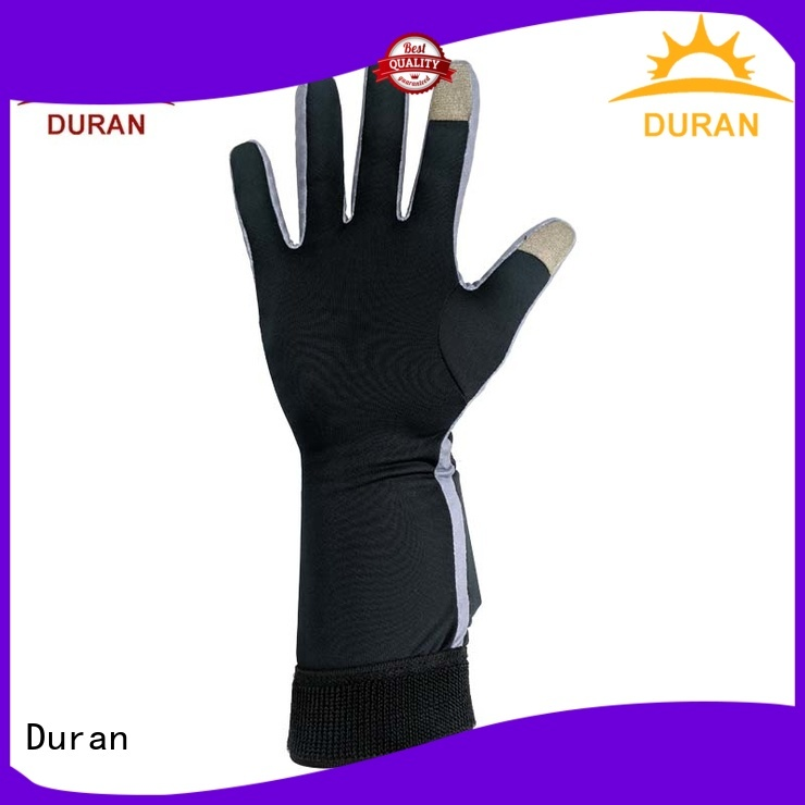 Duran top quality electric gloves factory for outdoor work