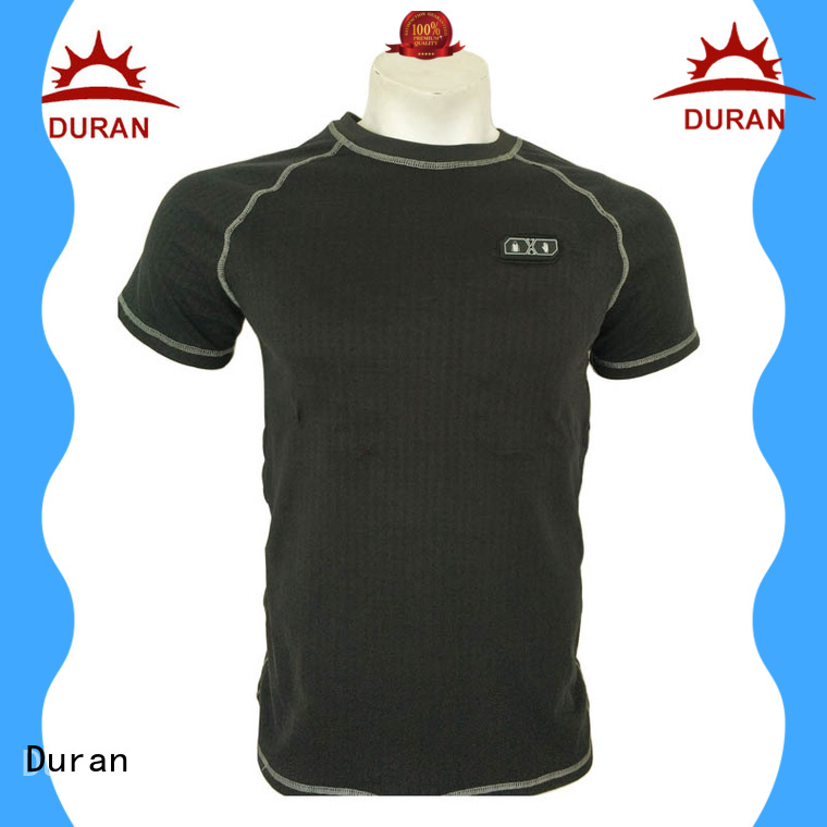 Duran top heat gear base layer for cold weather