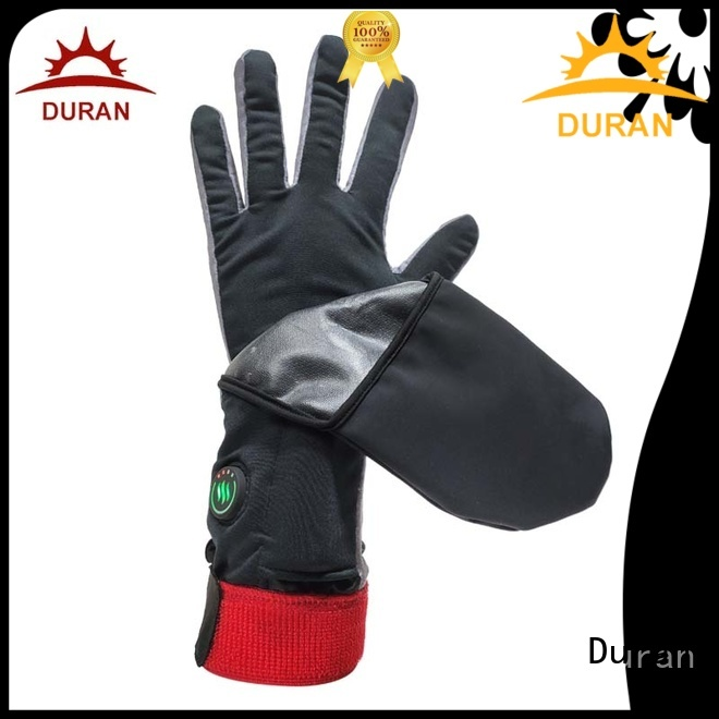 durable battery powered gloves supplier for cold weather