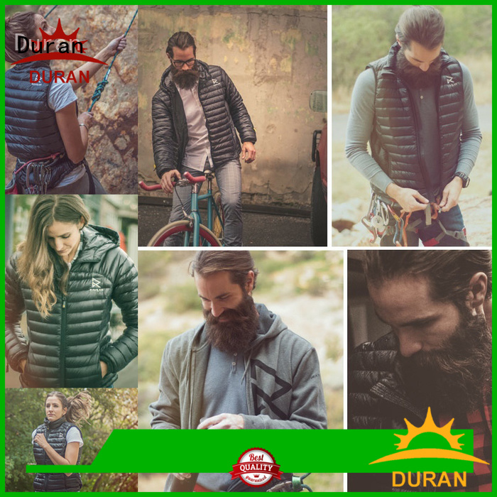 Duran best heated vest company for winter