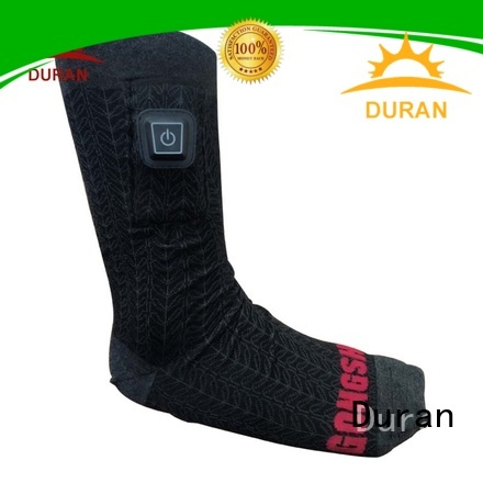 Duran best electric socks company for outdoor activities