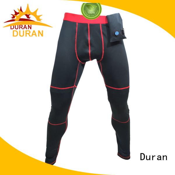 Duran best heat keep pants supplier for hiking