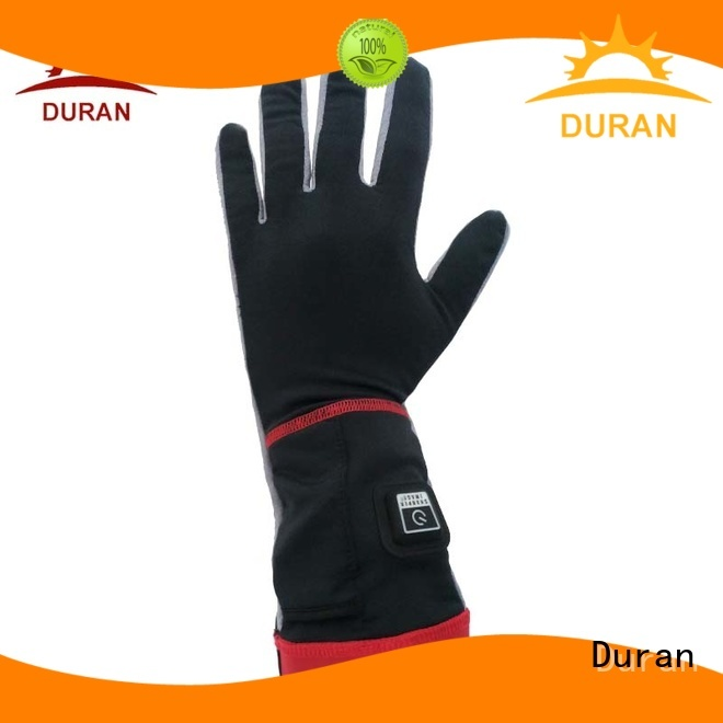Duran durable best electric gloves for outdoor sports