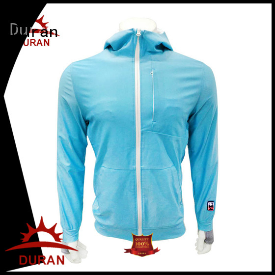 Duran professional thermal heated jacket manufacturer for cold weather