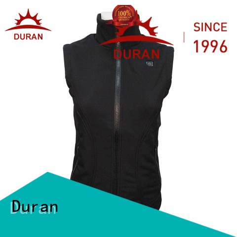 Duran battery jacket supplier for cold weather