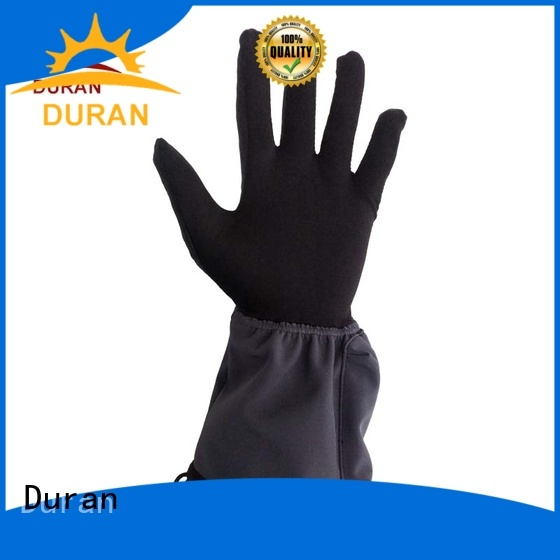 Duran durable heated hand gloves for cold weather