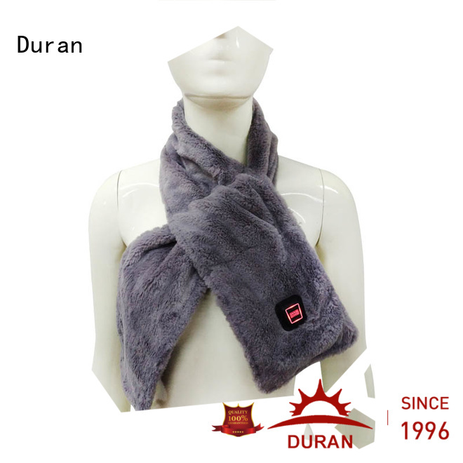 Duran battery operated scarf for winter