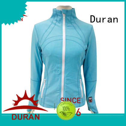 Duran good quality battery heated coats supplier