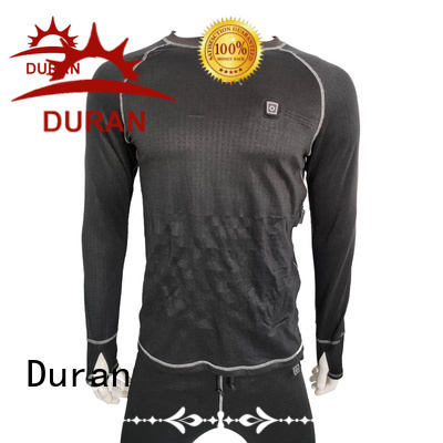 Duran thermal baselayers supplier for winter