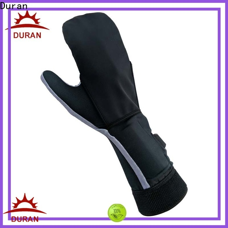 Duran best electric heated gloves supplier for cold weather