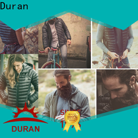 Duran electric heated vest supplier for outdor work