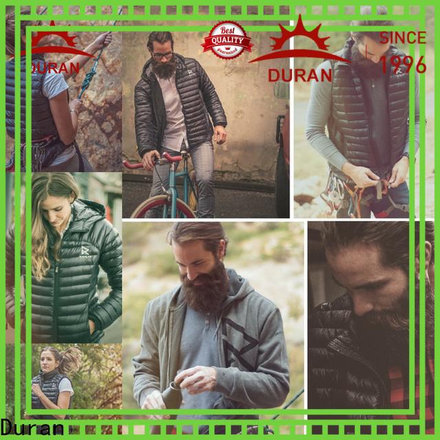 Duran best heated vest supplier for outdoor sports