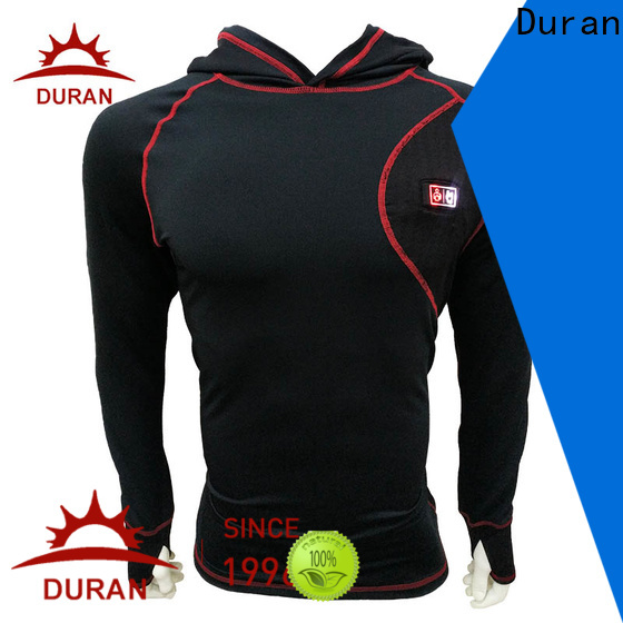 Duran good quality best thermal base layers supplier