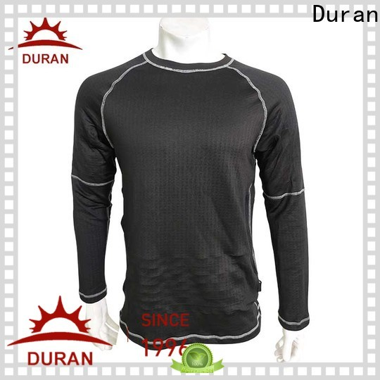 Duran thermal undershirts company for winter