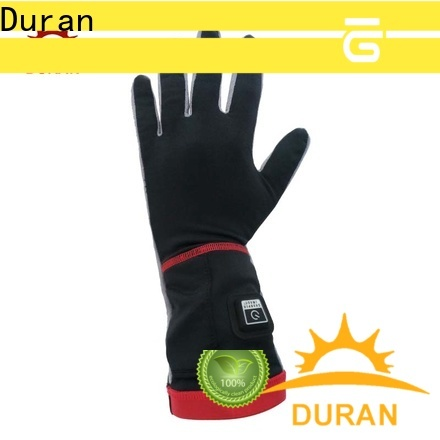 Duran electric heated gloves for cold weather