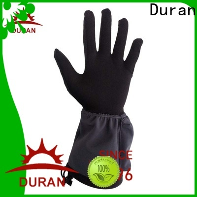 Duran top quality best electric gloves for outdoor sports