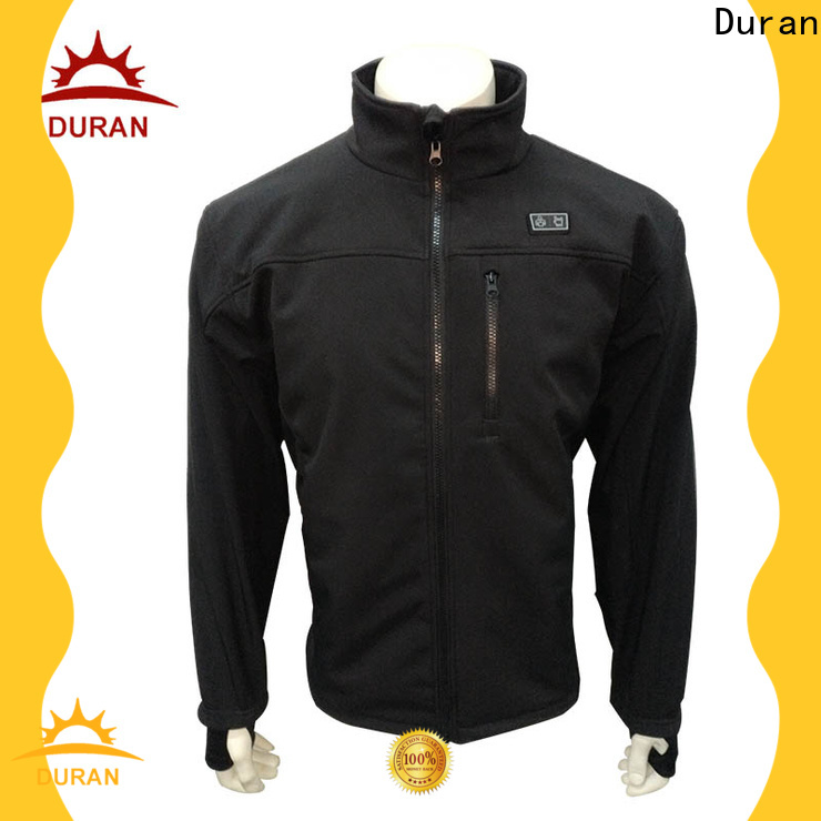 Duran professional best electric jacket manufacturer