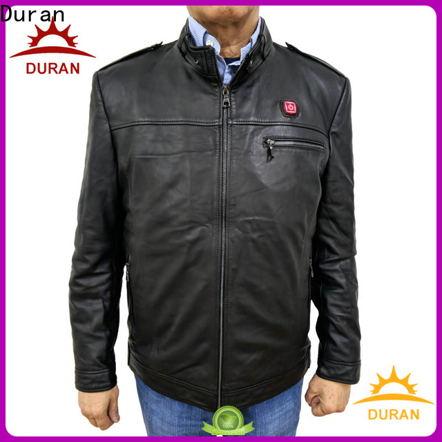 Duran durable thermal heated jacket supplier