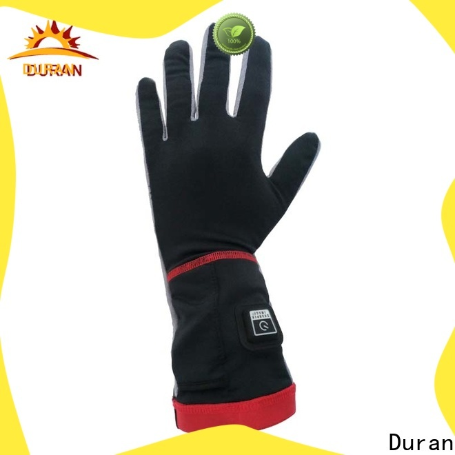 Duran best heated gloves company for cold weather