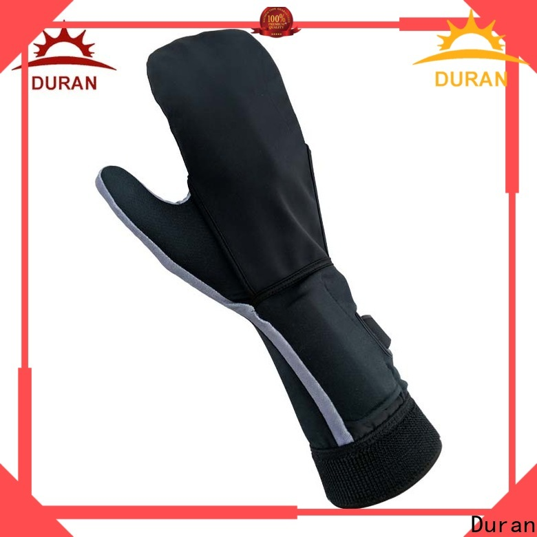 Duran electric heated gloves for outdoor sports