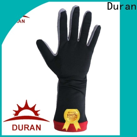 Duran electric gloves factory for outdoor sports