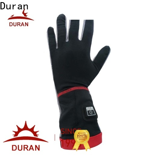 Duran professional best heated gloves company for outdoor sports