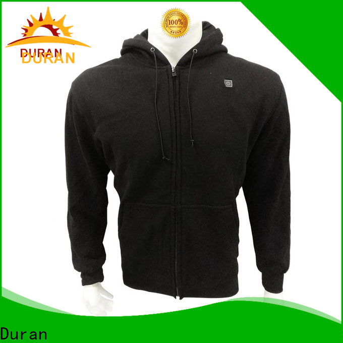 Duran economical top heated jackets