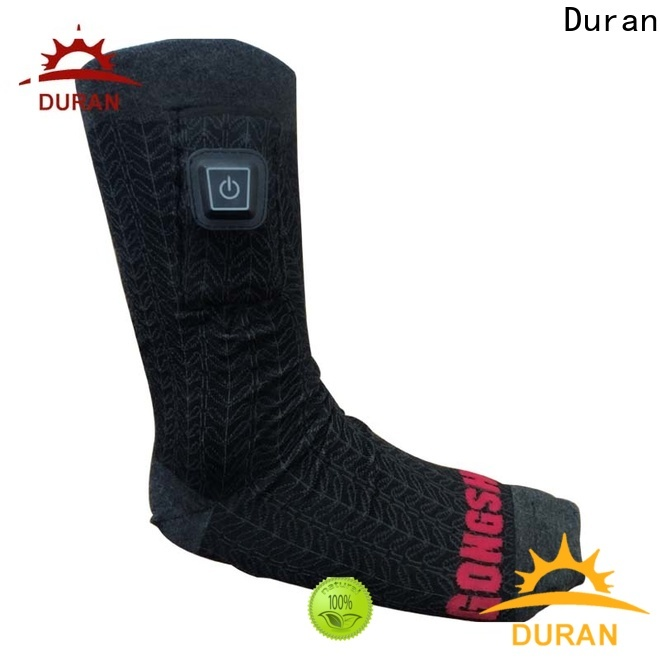top rated battery warming socks manufacturer for outdoor activities