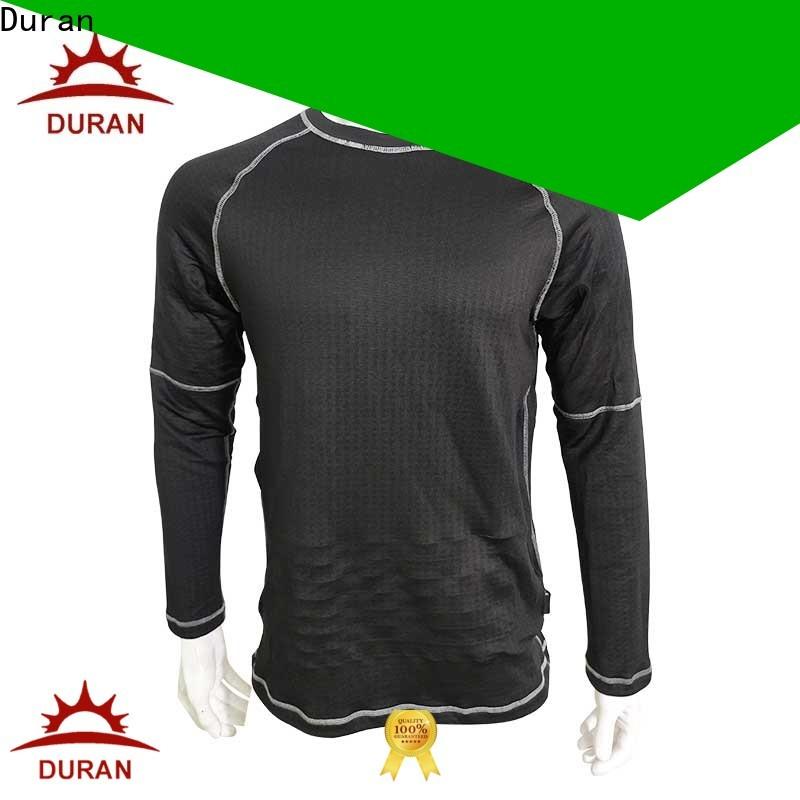 Duran thermal undershirts