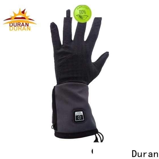 Duran professional electric gloves manufacturer for cold weather