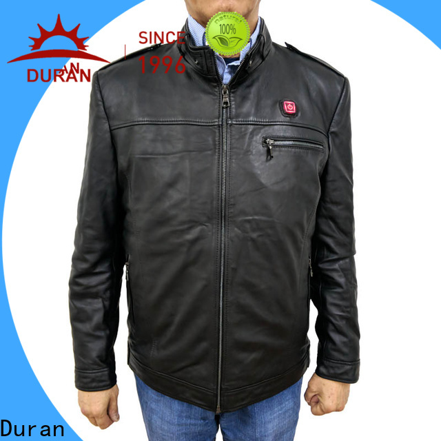 Duran top heated jackets company for cold weather