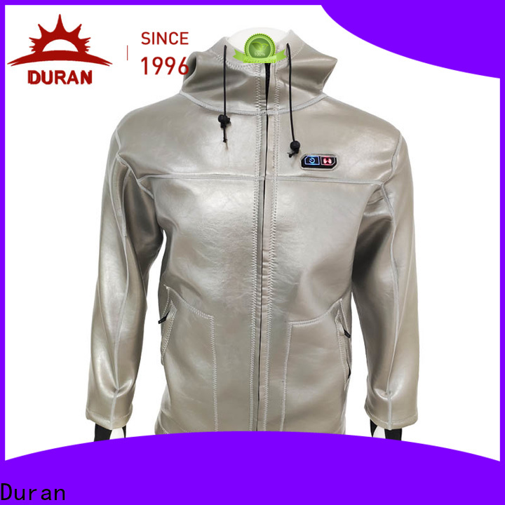 top rated battery jacket factory for cold weather