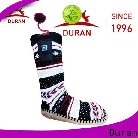 Duran great battery socks company for winter