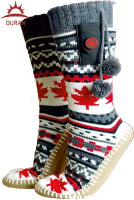Duran Heated home socks